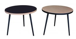 Stolik / Coffee Table LUMI czarny