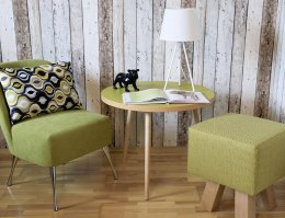 Stolik/Coffee Table LUMI 65 limonka