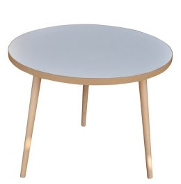 Stolik/Coffee Table LUMI 65 szary