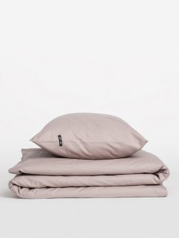 Bed linen with cotton (dirty pink)