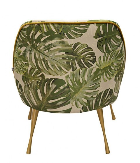 Fotel Monstera Green