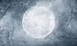 Moon Wall Wallpaper