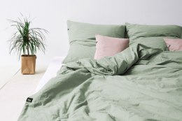 Bed linen with cotton (Sage Green)