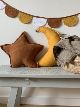 Mustard Moon Pillow