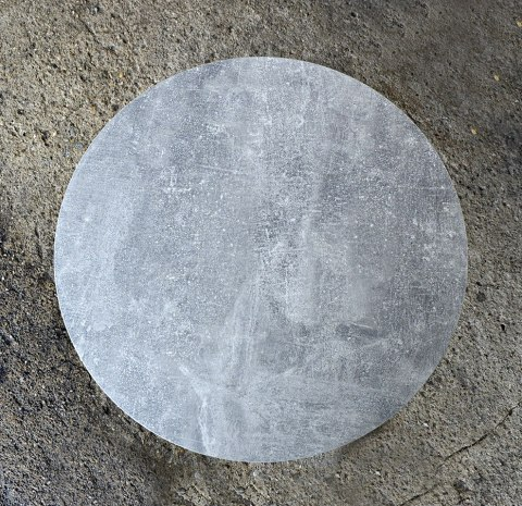 Light Concrete coffee Table 40