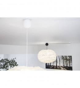 Suspension for lamps black braid Cannonball- UMAGE