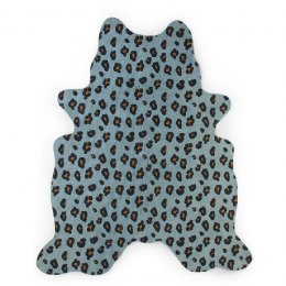 Childhome Carpet Leopard 145 x 160 cm Blue