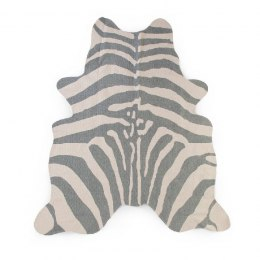 Childhome Carpet Zebra 145 x 160 cm Grey