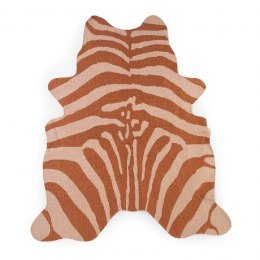 Childhome Carpet Zebra 145 x 160 cm Nude