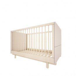 Basic cot 70 x 140 cm with sofa/couch option