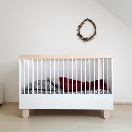 Teddy cot 70 x 140 cm with sofa/couch option